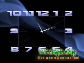 Box Clock Screensaver 1.0