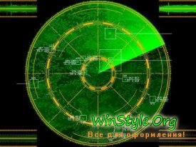 Radar Screensaver v 1.71 Rus