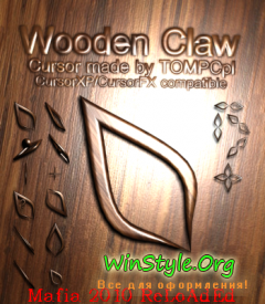 Wooden Claw -Request-