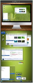 Cushy v1.1 for Windows 7