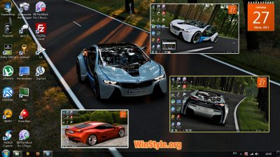 ���� BMW ��� Windows 7
